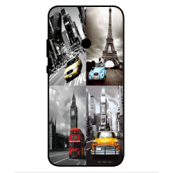 Huawei P40 Lite E Best Vintage Cover
