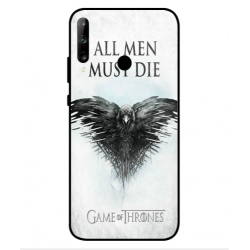 Protection All Men Must Die Pour Huawei P40 Lite E
