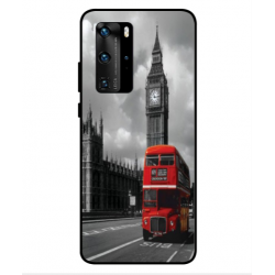 Protection London Style Pour Huawei P40 Pro