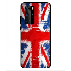 Huawei P40 Pro UK Brush Cover