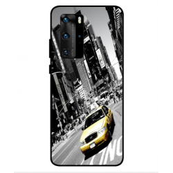 Coque New York Pour Huawei P40 Pro