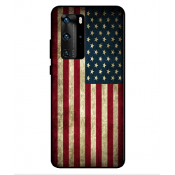 Huawei P40 Pro Vintage America Cover
