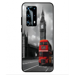 Huawei P40 Pro Plus London Style Cover