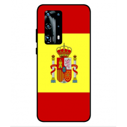 Huawei P40 Pro Plus Spain Cover