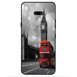 LG G8X ThinQ London Style Cover