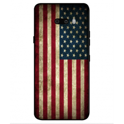 LG G8X ThinQ Vintage America Cover