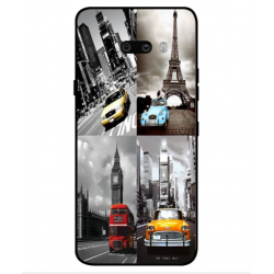 LG G8X ThinQ Best Vintage Cover