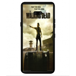 LG G8X ThinQ Walking Dead Cover