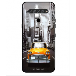LG K41S New York Taxi Cover