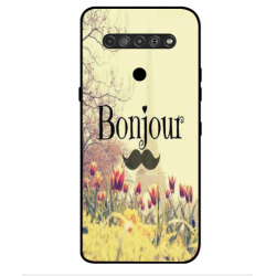 LG K51S Hello Paris Cover