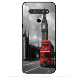 LG K51S London Style Cover