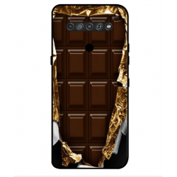 LG K51S I Love Chocolate Cover