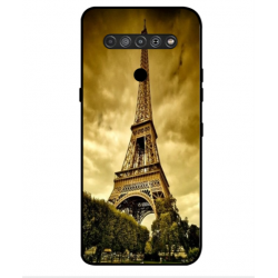 LG K51S Eiffel Tower Case