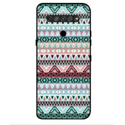 LG K51S Mexican Embroidery Cover