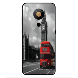 Nokia 5.3 London Style Cover