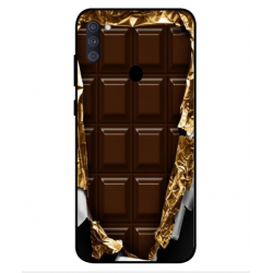 Samsung Galaxy A11 I Love Chocolate Cover