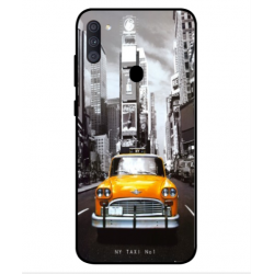 Samsung Galaxy A11 New York Taxi Cover