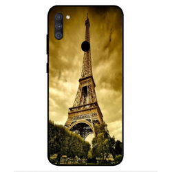 Samsung Galaxy A11 Eiffel Tower Case