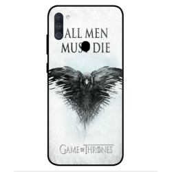 Samsung Galaxy A11 All Men Must Die Cover