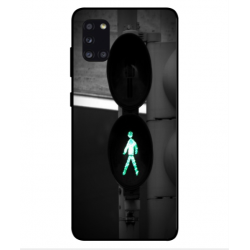 Samsung Galaxy A31 It's Time To Go Case