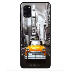 Samsung Galaxy A31 New York Taxi Cover