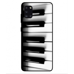 Samsung Galaxy A31 Piano Cover