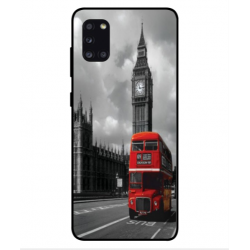 Samsung Galaxy A31 London Style Cover