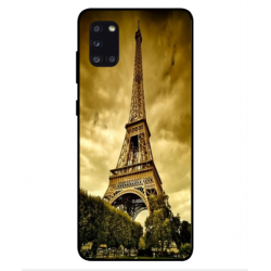 Samsung Galaxy A31 Eiffel Tower Case
