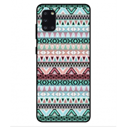 Samsung Galaxy A31 Mexican Embroidery Cover