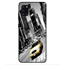 Samsung Galaxy A31 New York Case