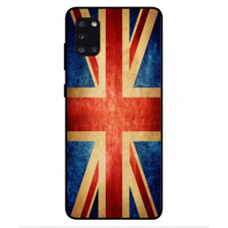 Samsung Galaxy A31 Vintage UK Case