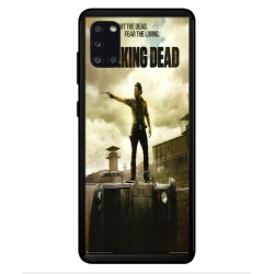 Samsung Galaxy A31 Walking Dead Cover