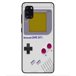 Samsung Galaxy A31 Game Boy Cover
