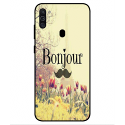Samsung Galaxy M11 Hello Paris Cover