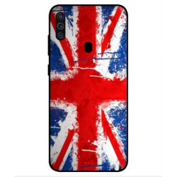 Samsung Galaxy M11 UK Brush Cover