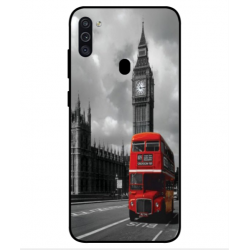 Samsung Galaxy M11 London Style Cover