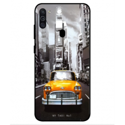 Samsung Galaxy M11 New York Taxi Cover