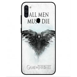 Samsung Galaxy M11 All Men Must Die Cover