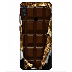 Samsung Galaxy M11 I Love Chocolate Cover