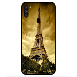 Samsung Galaxy M11 Eiffel Tower Case