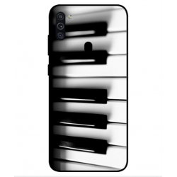 Samsung Galaxy M11 Piano Cover