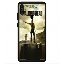 Samsung Galaxy M11 Walking Dead Cover