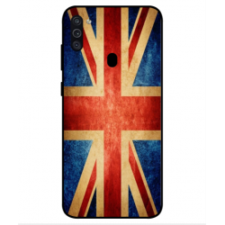 Samsung Galaxy M11 Vintage UK Case