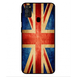 Samsung Galaxy M21 Vintage UK Case