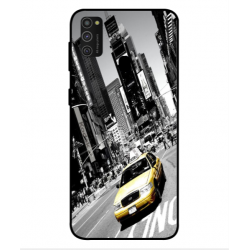 Samsung Galaxy M21 New York Case