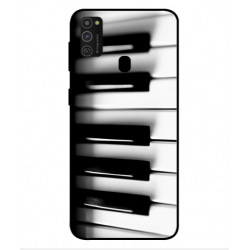 Samsung Galaxy M21 Piano Cover