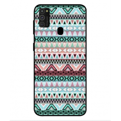 Samsung Galaxy M21 Mexican Embroidery Cover