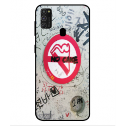 Samsung Galaxy M21 'No Cake' Cover