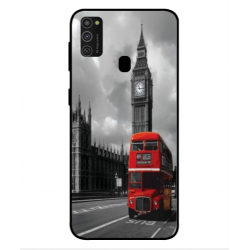 Samsung Galaxy M21 London Style Cover