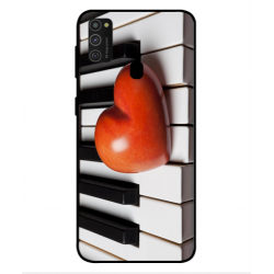 Samsung Galaxy M21 I Love Piano Cover